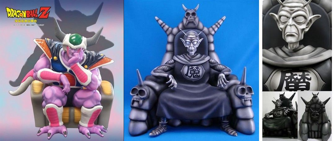 Statues DRAGON BALL Z