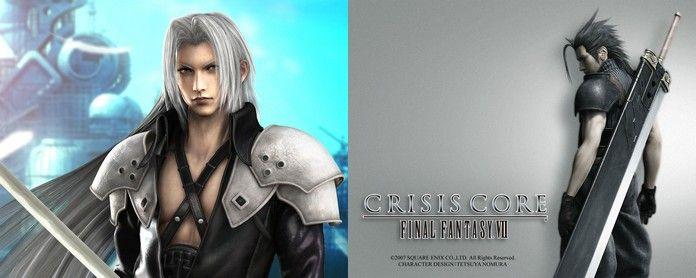Final Fantasy Vii Crisis Core Wallpapers